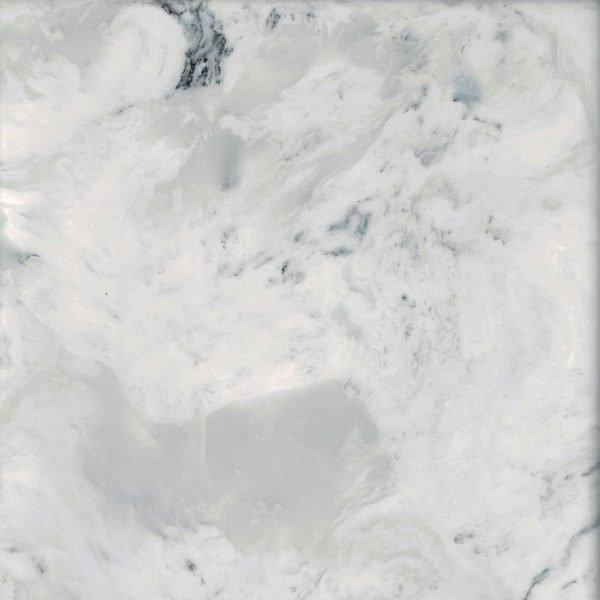 White marble Arabesque Carara style marble