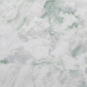 Morning Dew Soft green marble