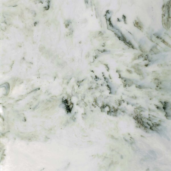 Moss green marble
