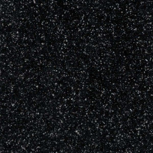 Noire Black granite style finish