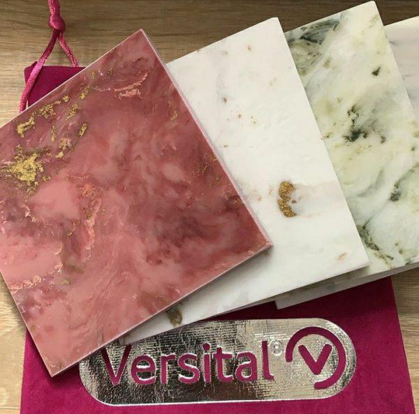 Versital samples